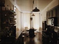 The loft kitchen: Laurel, MS