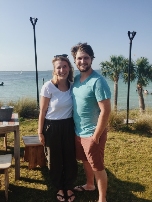 Our 2nd anniversary celebrated in Pensacola!