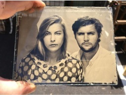 Our ambrotype done by the talented Michael Foster.