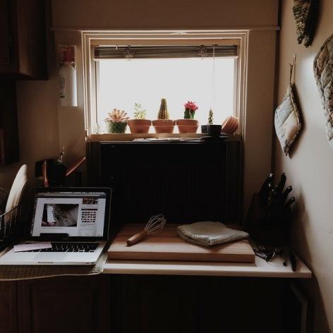 Tiny kitchen love: Lynchburg, VA